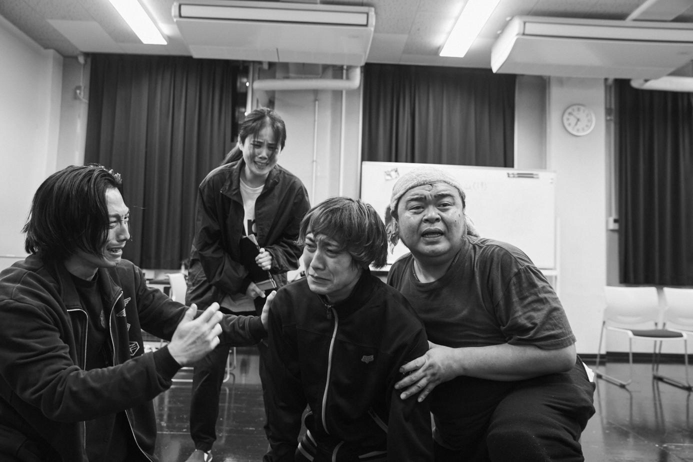 vol.13「熱海殺人事件」稽古写真(B cast)